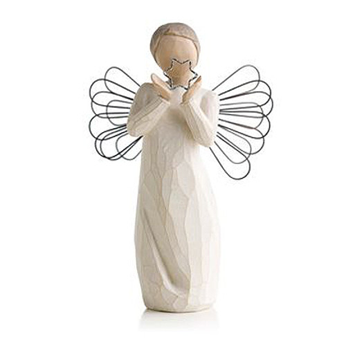 Bright Star Willow Tree Figurines view 2