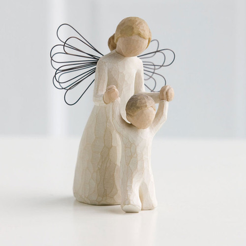 Guardian Personalized Angel Willow Tree Figurines
