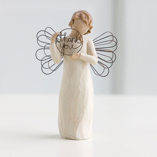 Just For You Personalized Angel Willow Tree Figurines