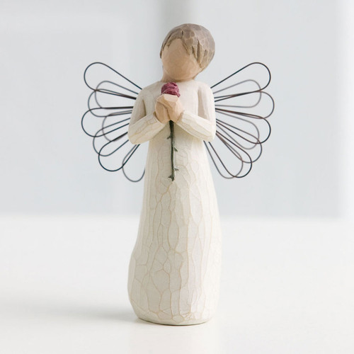 Loving Personalized Angel Willow Tree Figurines