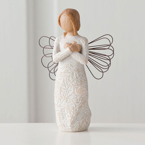 Remembrance Personalized Angel Willow Tree Figurines