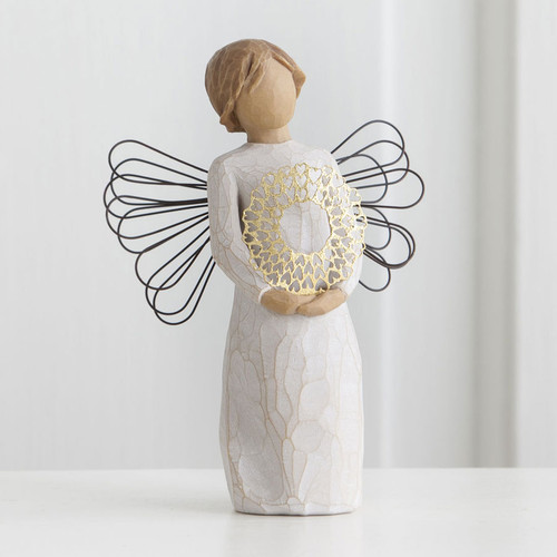 Sweetheart In Loving Memory Willow Tree Figurines