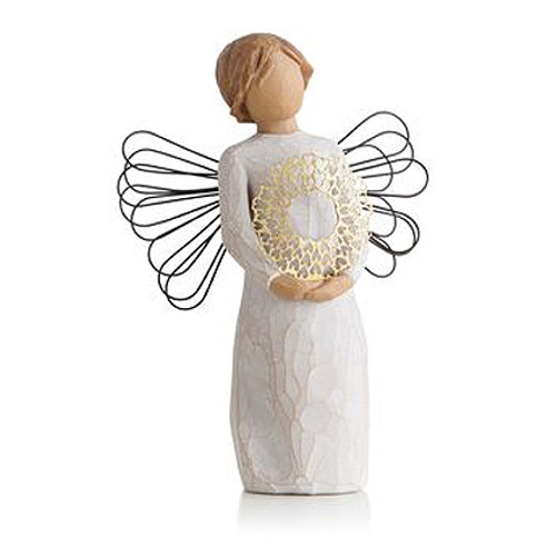 Sweetheart In Loving Memory Willow Tree Figurines view 2