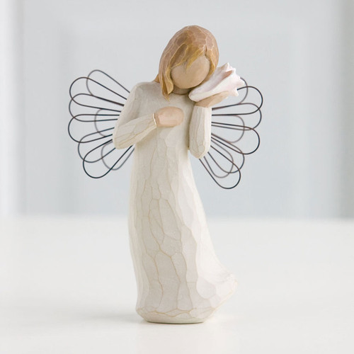 Thinking of You In Loving Memory Willow Tree Figurines
