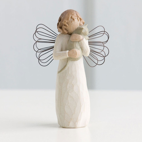 With Affection In Loving Memory Willow Tree Figurines