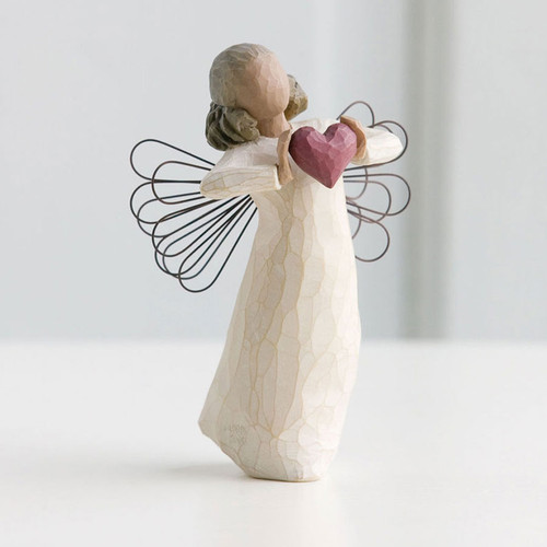 With Love In Loving Memory Angel Willow Tree Figurines