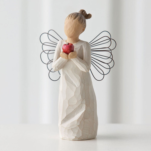 Your The Best In Loving Memory Angel Willow Tree Figurines