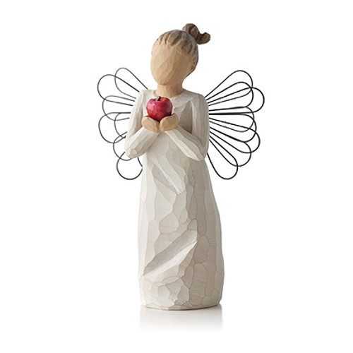 Your The Best In Loving Memory Angel Willow Tree Figurines view 2