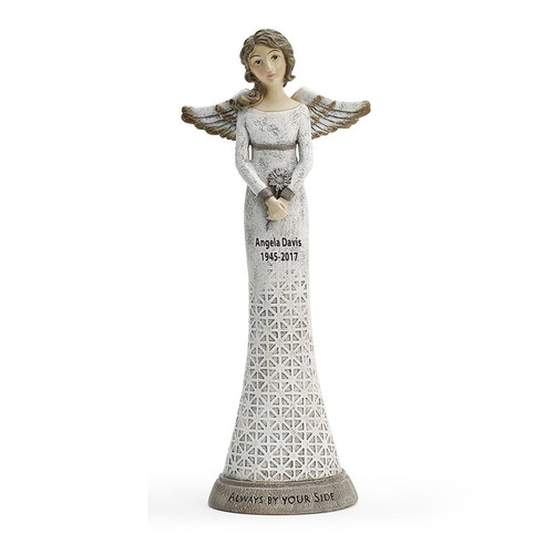 Always By Your Side In Loving Memory Angel Figurines