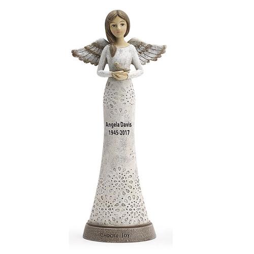 Choose Joy In Loving Memory Angel Figurines