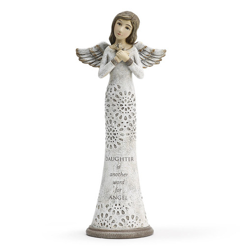 Daughter In Loving Memory Angel Willow Tree Figurines