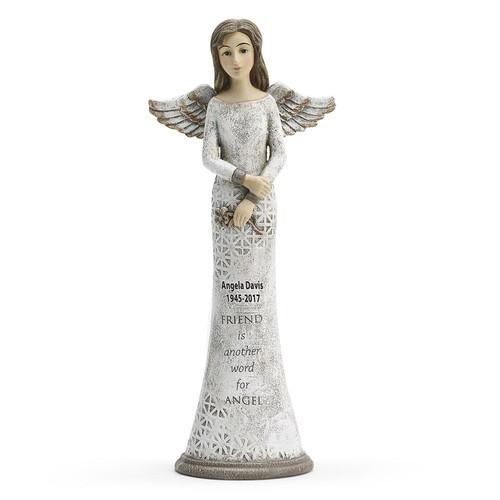 Friend Angel In Loving Memory Angel Willow Tree Figurines