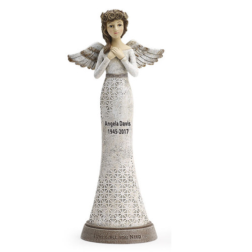 Love Is All You Need In Loving Memory Angel Figurines
