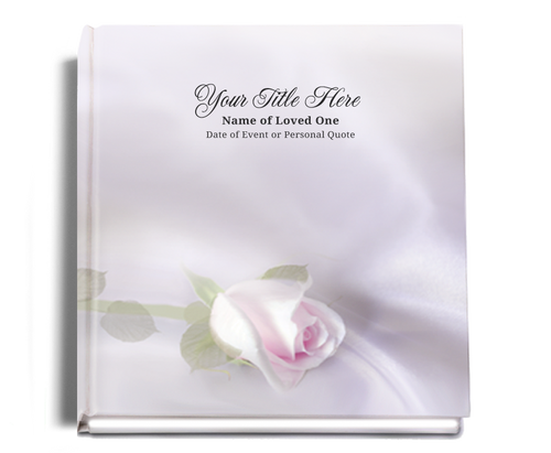 beloved funeral guest book
