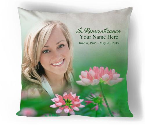 Ambrosia In Loving Memory Memorial Pillows