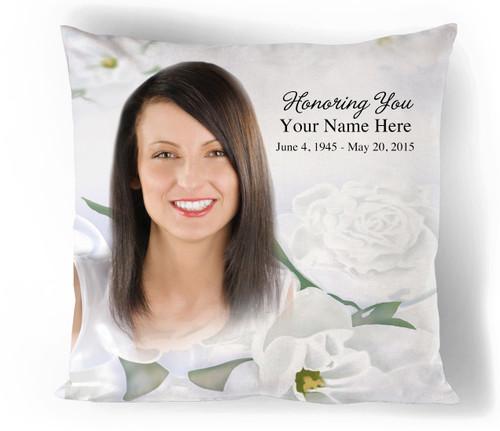 Awakening In Loving Memory Toss Pillow