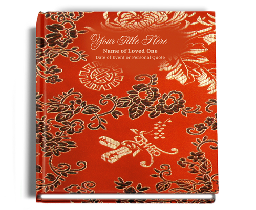 Dynasty funeral guest book