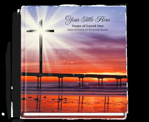 Glorify funeral guest book