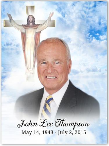 Assurance Memorial Portrait Poster