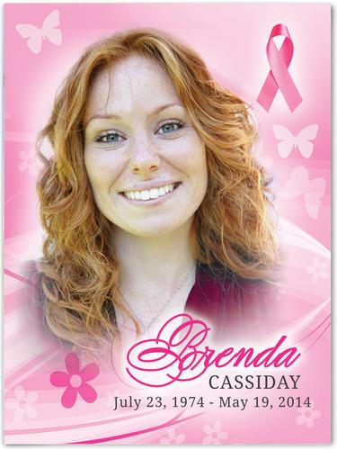 Awareness Memorial Portrait Poster