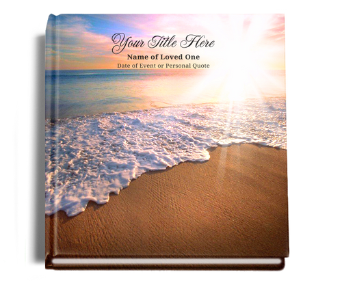 radiance funeral guest book