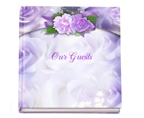 rapture funeral guest book