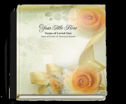 rejoice funeral guest book