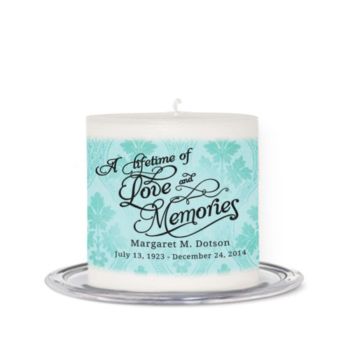 Beth Small Wax Candle