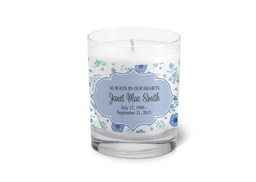 Beth Memorial Votive Candle