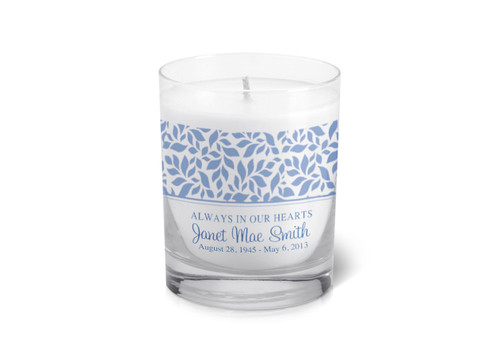 Genesis Memorial Votive Candle