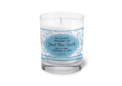Giselle Memorial Votive Candle