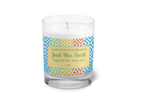 Kaylee Memorial Votive Candle