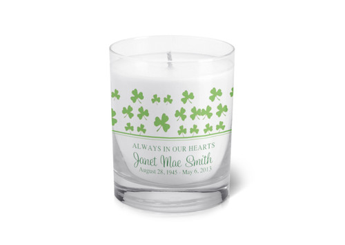 McCormick Memorial Votive Candle