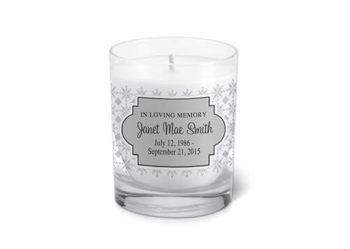 Peyton Memorial Votive Candle