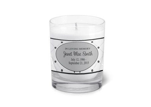 Skyler Memorial Votive Candle