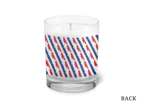 Veteran Memorial Votive Candle