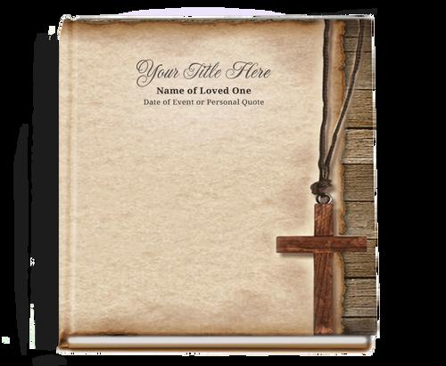 shepherd funeral guest book