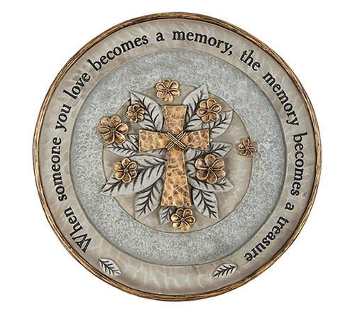 A Memory Memorial Garden Stepping Stone
