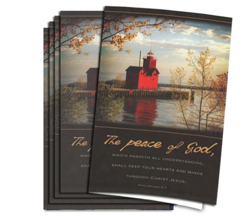 Peace of God Memorial Paper