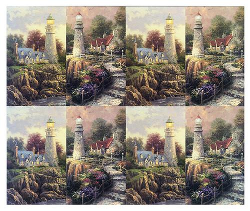 Thomas Kinkade® Sea of Tranquility Prayer Card Paper (Set of 8)