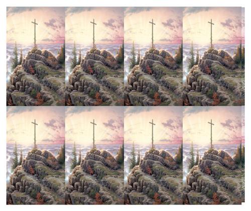 Thomas Kinkade® Sunrise Prayer Card Paper (Set of 8)