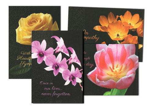 To Comfort You Sympathy Cards (Box of 12)