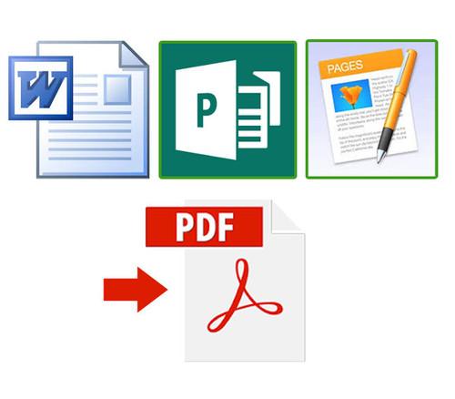 Template File To Print Ready PDF