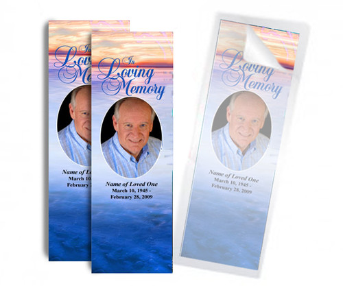 Bookmark Laminating Pouches (Pack of 25)