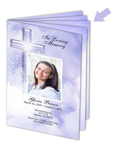 Add More Pages To My Funeral Template Customization Service