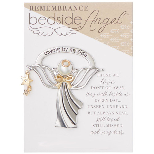 Remembrance Memorial Angel With Stand