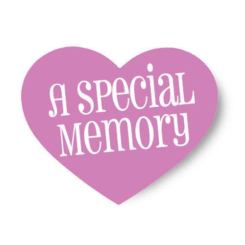 Special Memory Share A Memory Remembrance Card