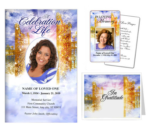 Funeral Templates Set - Pathway