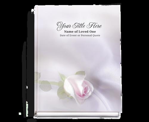 Beloved Perfect Bind 8x10 Funeral Guest Book