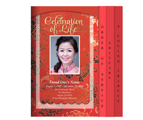 Dynasty Legal 8-Sided Graduated Program Template